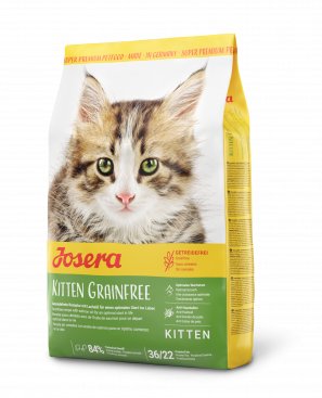 KITTEN GRAINFREE